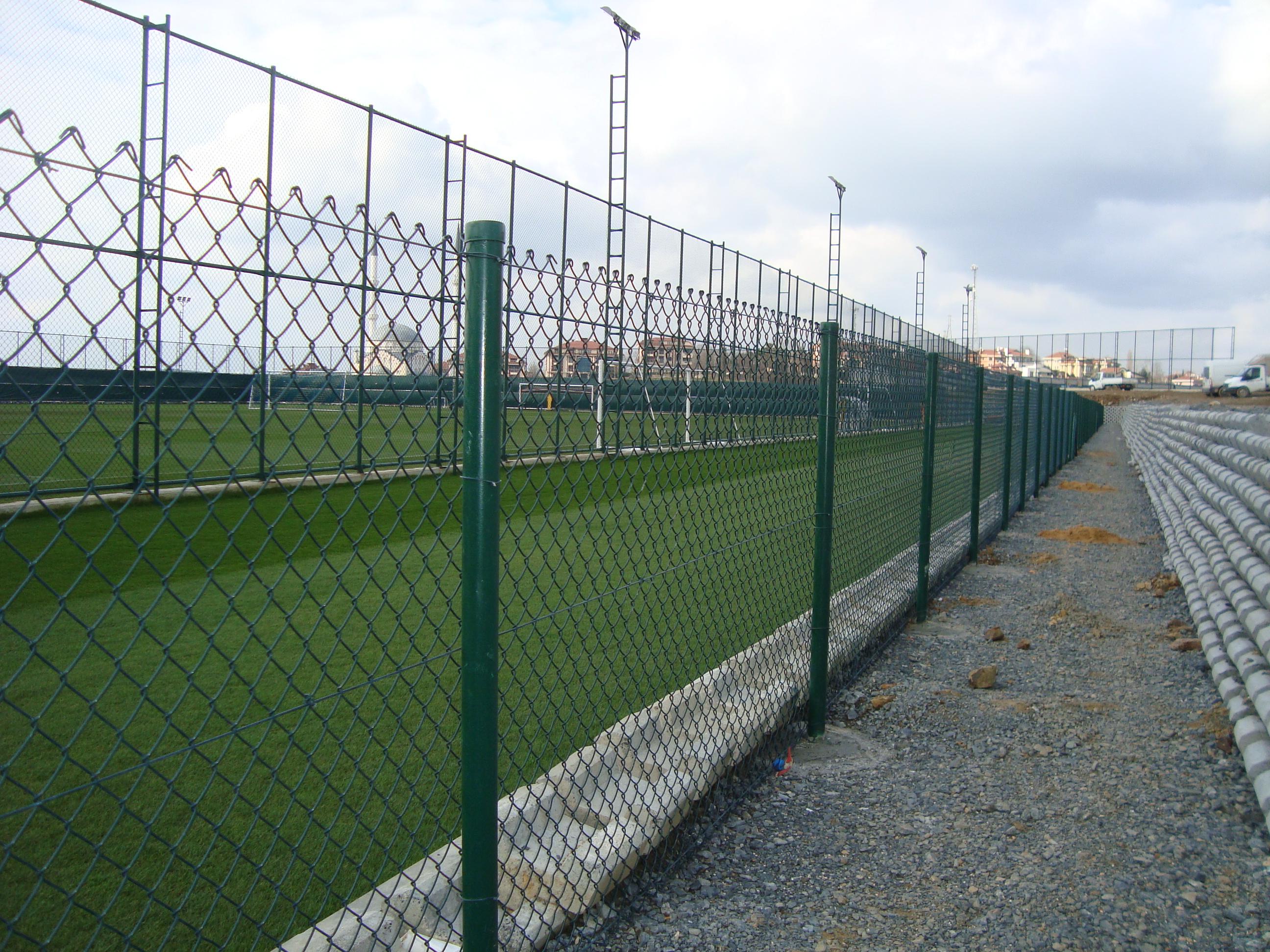 Örgü çit